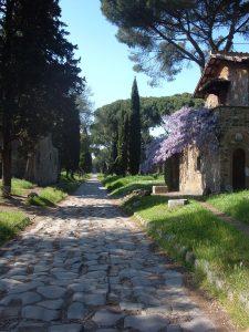 Zwiedzanie Rzymu wzdłuż Via Appia Antica
