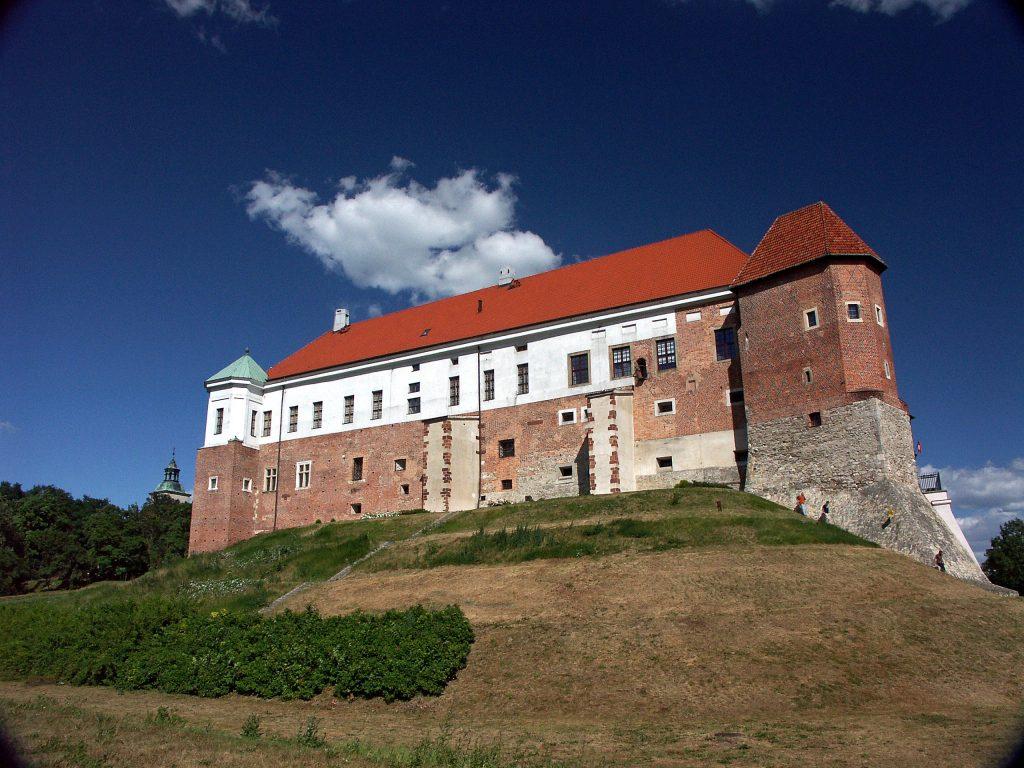 Zabytki Sandomierza