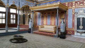 Zabytki Stambułu - Pałac Topkapi