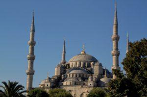 Zabytki Stambułu - Hagia Sophia