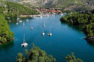 Czarter jachtów - Chorwacja